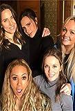 GUIBSGS FGVB Spice Girls Poster an der Wand Modernes Poster