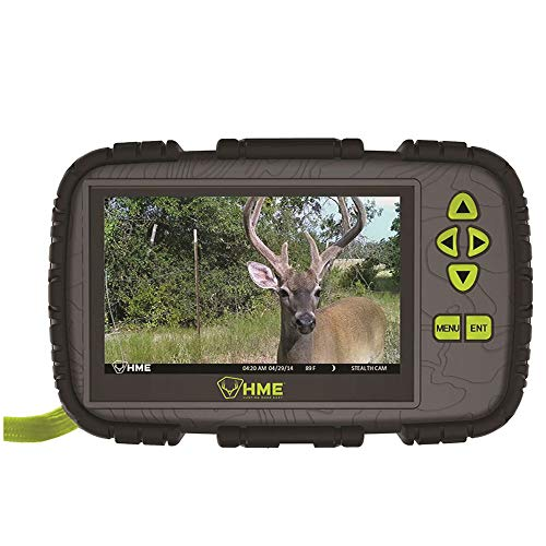 HME SD Card Reader/Viewer w/ 4.3' LCD Screen