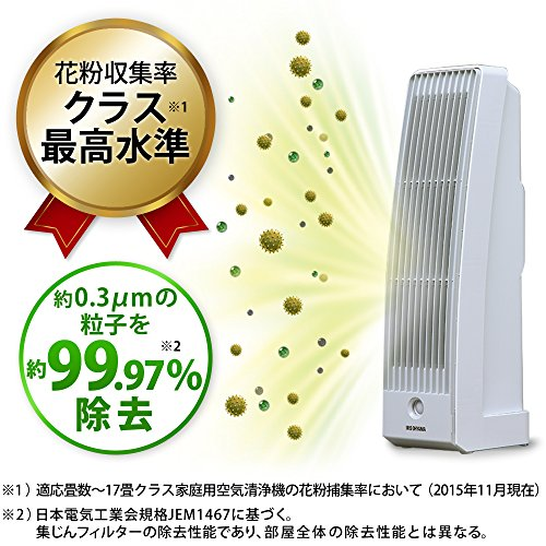 IRISOHYAMA(アイリスオーヤマ)『花粉空気清浄機(KFN-700)』