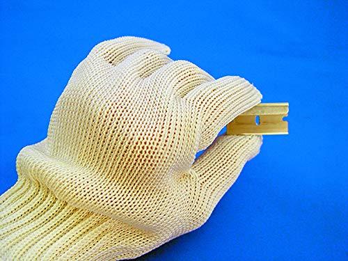 Safeknit Cut-Resistant Gloves Medium Duty, Size 9