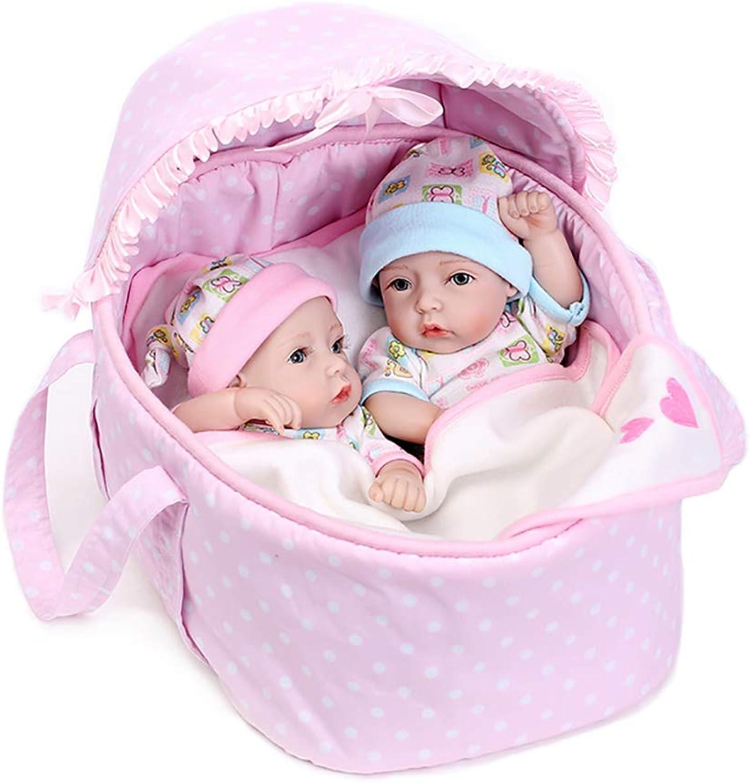 0Miaxudh 40cm Reborn-Puppe, handgemachtes lebensechtes Neugeborenes Babypuppe, Nachgemachtes Vinyl Silikon Reborn Toy B07P8LPMT3 Schöne Farbe  | Vorzugspreis