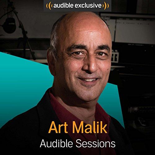 Art Malik audiobook cover art