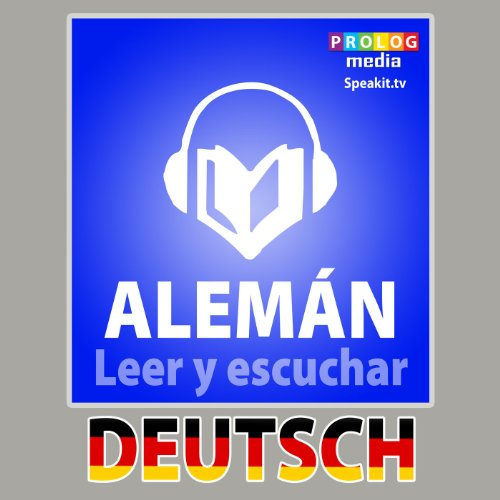 Alemán - Libro de frases [German - Phrasebook] audiobook cover art