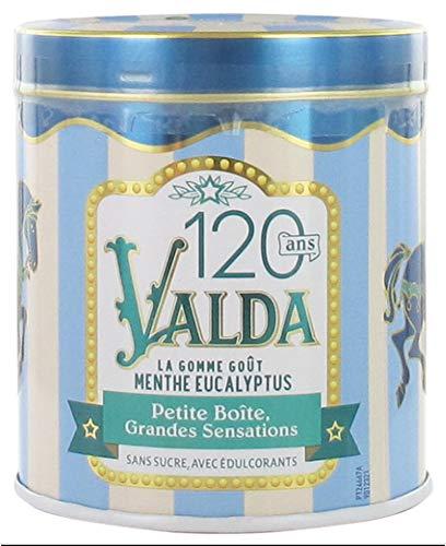 Gommes sans sucre goût menthe-eucalyptus 200g
