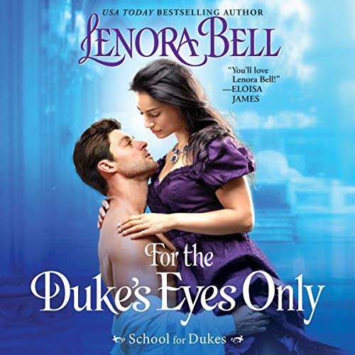 For the Duke's Eyes Only audiobook cover art