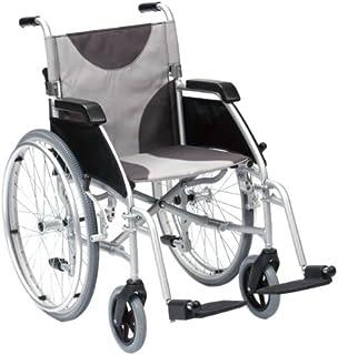 6c1c0bc31 Drive Medical LAWC007A - Silla de ruedas (aluminio, 45,7 cm)