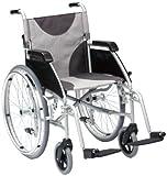 Drive Medical LAWC007A 17-inch Ultra Lightweight Aluminium Self Propel Wheelchair