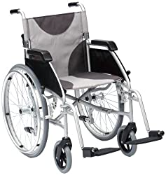 Drive DeVilbiss Lightweight Self Propelled Wheelchair