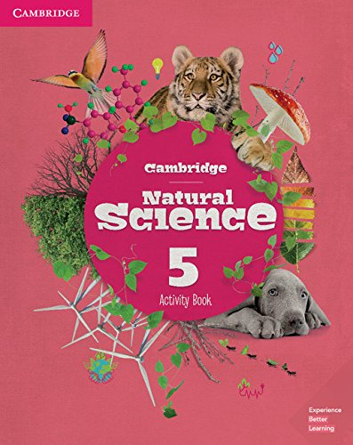 Cambridge Natural Science Level 5 Activity Book Natural
