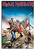 Yzqxiongtu Soldado Iron Maiden Jigsaw Puzzle 1000 Piezas, Rompecabezas...
