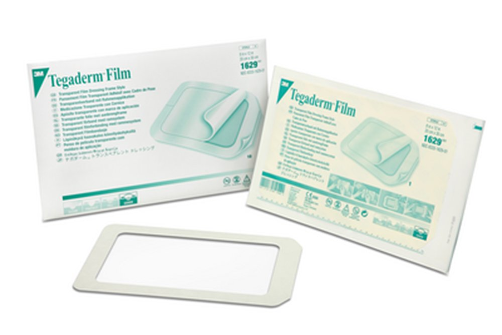 OFFicial Columbus Mall store 3M Tegaderm Transparent Film 1629 Frame Dressing Style