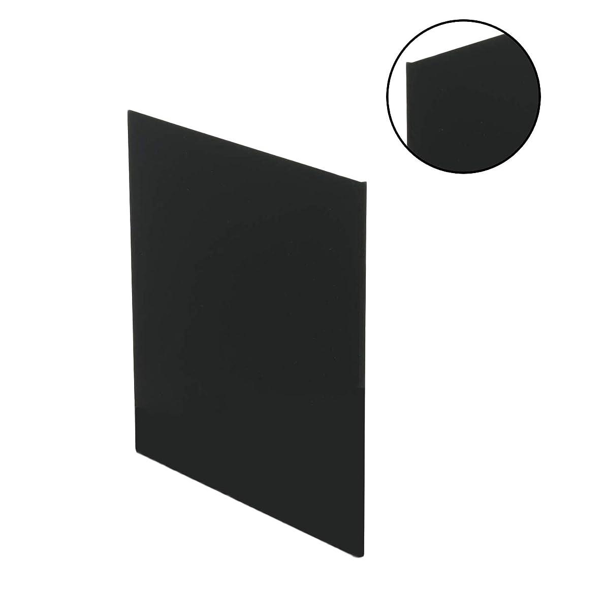 支給悪いご予約MHUIのアクリルシートの厚さ:2mmの黒の風防ガラスはDIYの小道具、20cm X 30cmを作るのに使用することができます,20cm x 40cm
