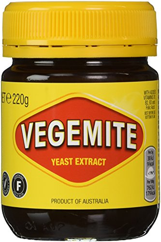 Vegemite 220g - Two Pack, Free Shipping with Amazon Prime, Australian Import by Kraft