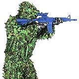 Arcturus 3D Leaf Ghillie Suit (Summer Green, ML)