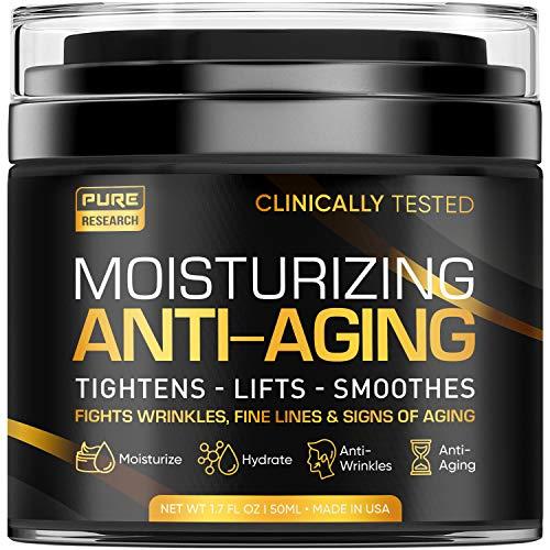 Men's Face Cream Moisturizer - Anti-Aging Cream