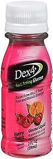 Dex4 Fast Acting Glucose Liquid Berry Twist 1.8oz (Pack of 6)