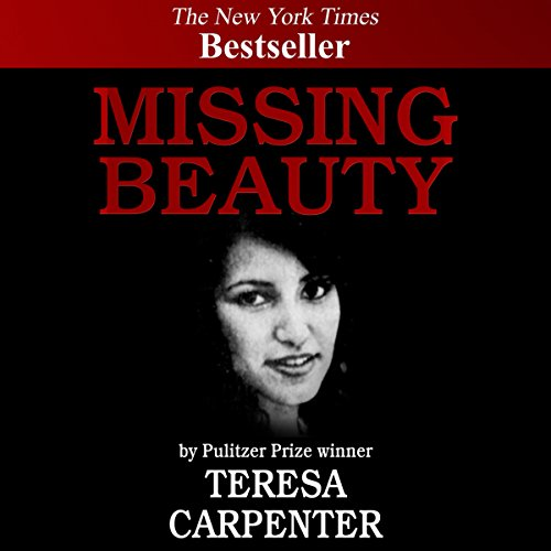 Missing Beauty audiobook cover art