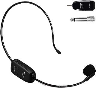 Wireless UHF Microphone (Wireless UHF Headset Microphone)