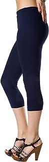 Best navy 3/4 leggings Reviews