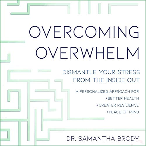 Overcoming Overwhelm audiobook cover art