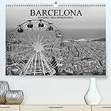 Barcelona Schwarz / Weiß Impressionen (Premium, hochwertiger DIN A2 Wandkalender 2021, Kunstdruck in Hochglanz): Fantastische Impressionen in schwarz ... Stadt Barcelona (Monatskalender, 14 Seiten )
