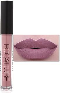 15 Colores Profesional Mate Pintalabios de Maquillaje Larga Duracion para Niñas por ESAILQ F