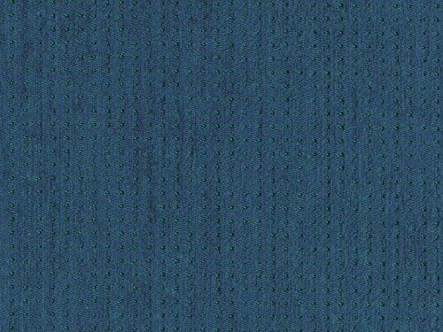 Landhausstil Möbelstoff Isola di Monte Farbe 865 (blau, hellblau) - Flachgewebe (Geometrisch,Punkte), Polsterstoff, Stoff, Bezugsstoff, Eckbank, Couch, Sessel, Hussen, Kissen