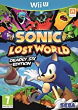 sonic lost world deadly six edition