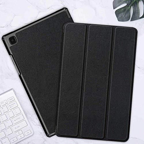 YYLKKB Funda para Tableta Samsung Galaxy Tab A 10.1 2019 / Tab A 8 2019 / Tab A6 10.1 2016 / Tab A7 10.4 2020 Funda magnética para Tableta con Soporte-KST-Negro_Tab A 10.1 2019