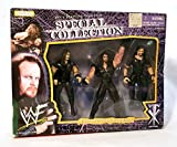 WWF Untertaker Lord of Darkness Set of 3 Action Figures