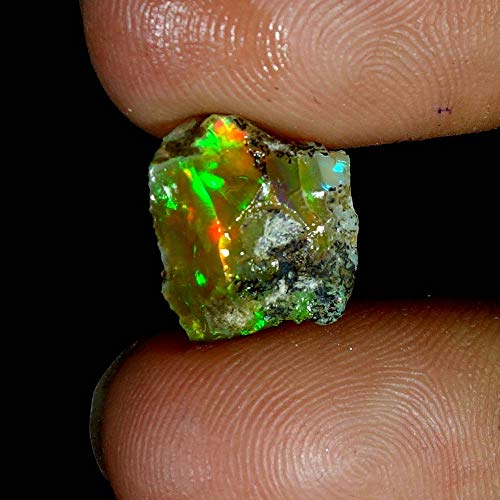 RADHEY KRISHNA GEMS 151/Cts Naturel /Éthiopien Multi Couleur Opale de Premiers Vente en Gros Lot Pierres Pr/écieuses