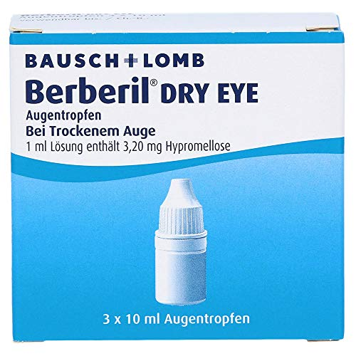 Berberil DRY EYE Augentropfen,30ml