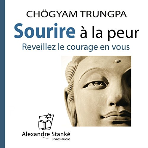 Sourire à la peur audiobook cover art