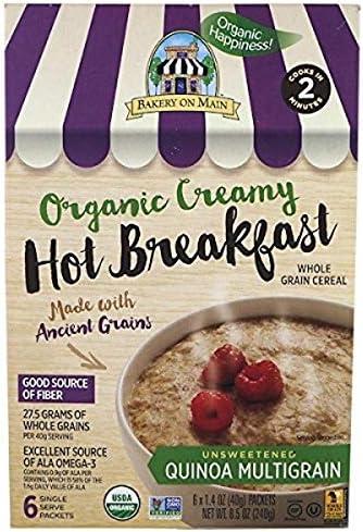 Bakery On Main Cereal Hot Quinoa organic 8 5 oz product image