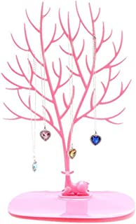 jewelry tree display stand earring necklace