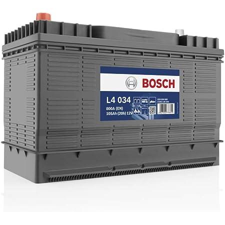 Bosch L4034 Batterie décharge lente 12V, 85 Ah, 800A - Loisirs, Camping-Cars, Bateaux, …