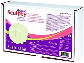 Sculpey Original Clay, 3-3/4-Pound, White