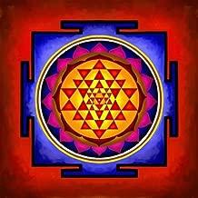 Art Factory Sri Yantra Canvas Painting
