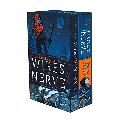 Wires and Nerve: The Graphic Novel Duology Boxed Set -  Meyer, Marissa, Paperback