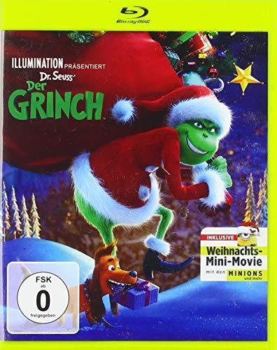 Der Grinch (2018) - Weihnachts-Edition [Blu-ray]