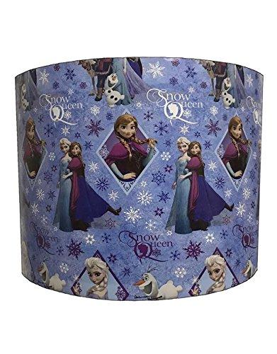 DELPH DESIGN LIGHTING LTD 8 Inch Disney's Frozen Elsa en Anna Sneeuw Koningin Lampenkap Voor Een Plafond Licht