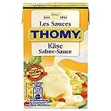 THOMY Les Sauces Käse Sahne Sauce, 250 ml Combiblock, 2,5 Portionen