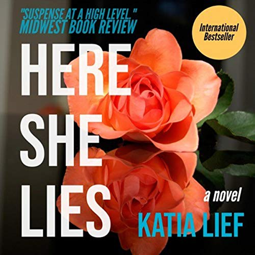 Here She Lies audiobook cover art