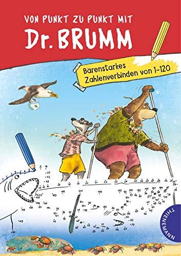 Von Punkt zu Punkt mit Dr. Brumm - Bärenstarkes Zahlenverbinden von 1 - 120