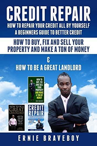 CREDIT REPAIR HOW TO REPAIR YOUR CREDIT ALL BY YOURSELF A BEGINNERS GUIDE TO BETTER CREDIT HOW product image