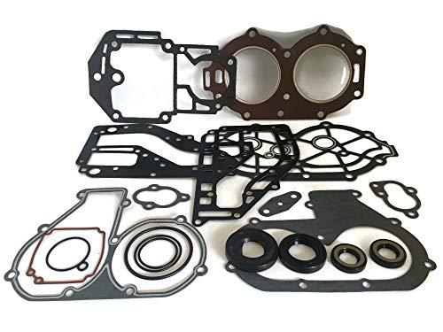 Boat Motor 61T-W0001-02 0 Power Head Gasket Kit para...