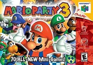 Mario Party 3 / Game