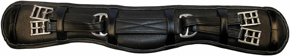Henri de Rivel Equalizer Dressage Girth 22 Black