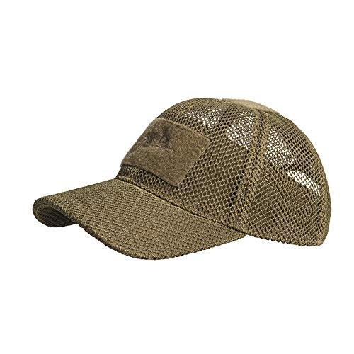 Helikon-Tex BBC MESH Cap - Polyester Coyote