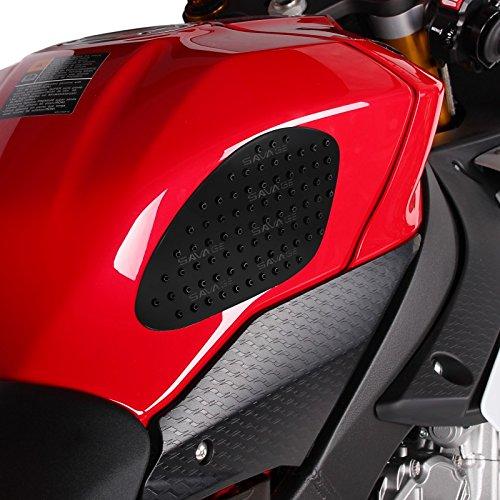 Seiten-Tankpad Aprilia RS 125 Motea Grip S schwarz